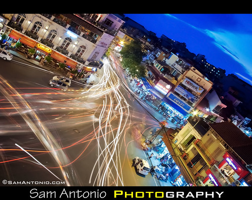 Doing the Hanoi Hustle! by Sam Antonio Photography
