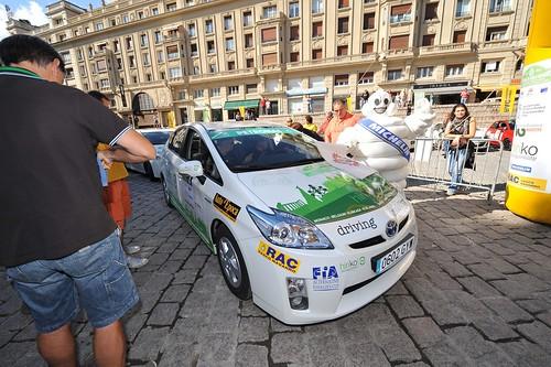 Eco Rallye Vasco Navarro