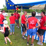 L'organisation du Week End Triathlon 2012