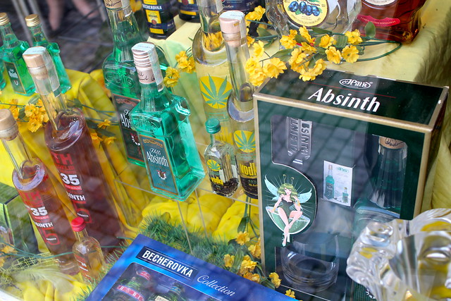 Absinth & Cannabis Vodka