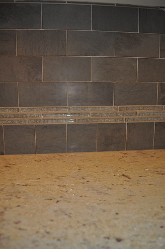 Basic Backsplash