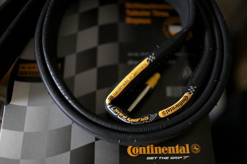 Continental Grand Prix 4000 Tubular