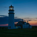 Twilight over Highland Light
