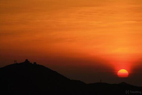 panorama japan night fukuoka saga 夜景 夕日 佐賀 福岡 那珂川 鳥栖 nakagawa tosu kusenbu 九千部山