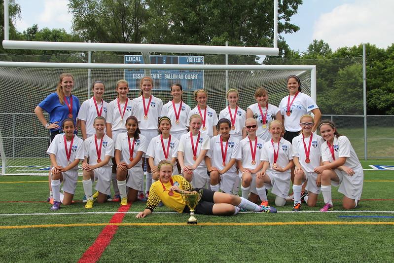 Lac St-Louis Champions 2012