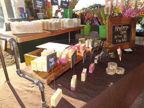 Farmers Market June 16, 2012