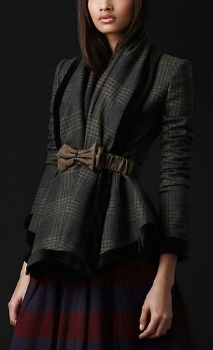 Burberry jacket f2012