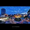 Saigon @ night panorama by Mr. dEvEn