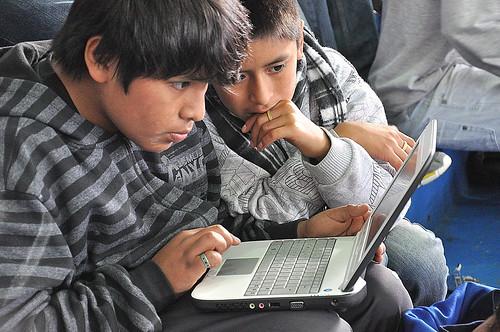 19.06.2012 Conectar Igualdad en Tres de Febrero