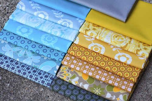 Fat Quarter Shop Blogger's Choice Bundle by jenib320