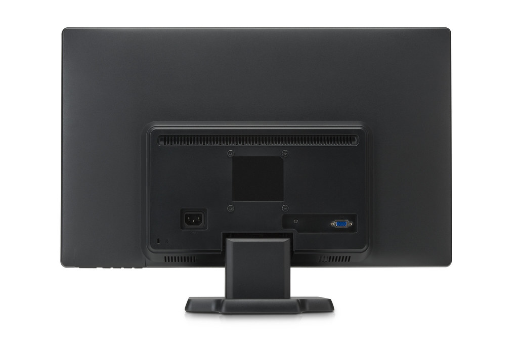 HP W2371d LED Backlit LCD Monitor - 01