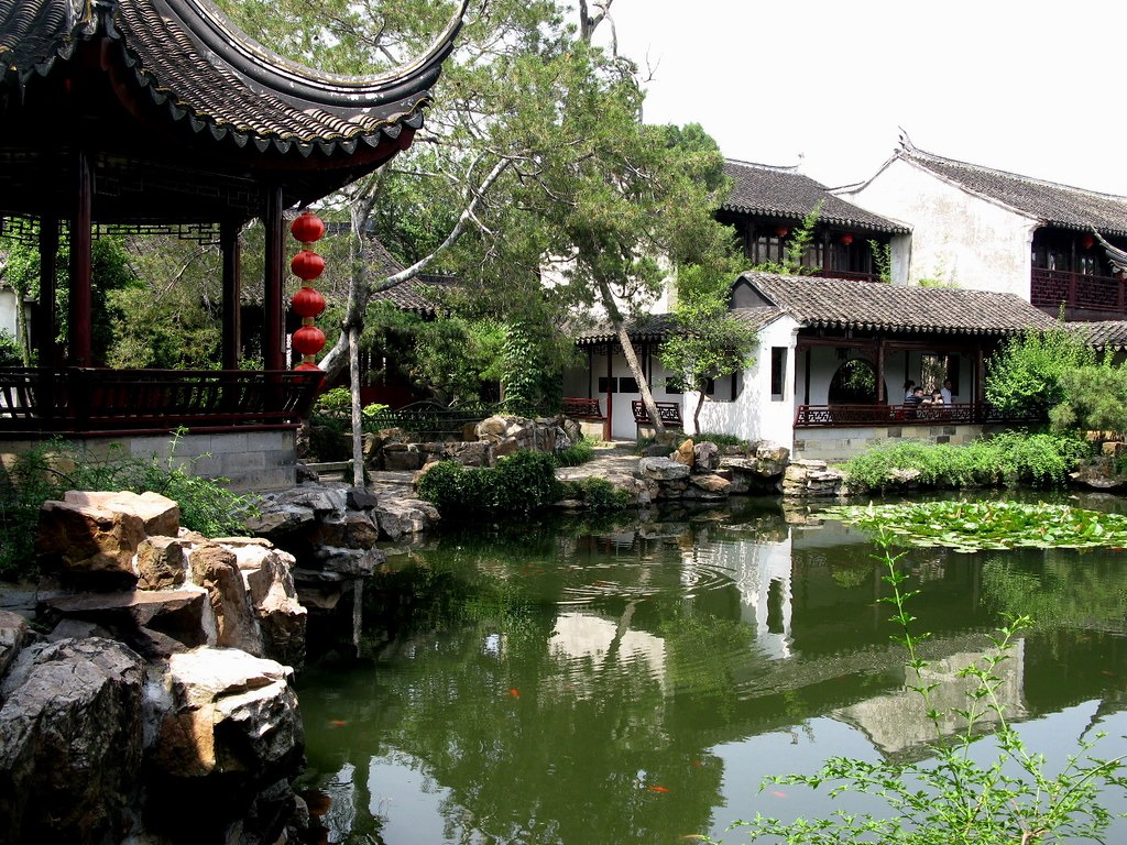 Garden of the Master of the Nets / 网师园
