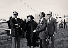 Paradise Valley Community College ground breaking 1985