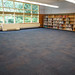 New Carpet in the Library