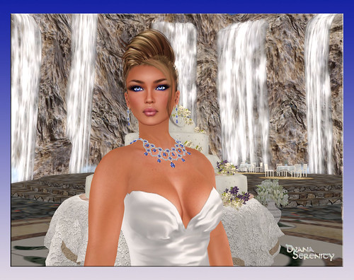Virtual Impressions  Isadora--in-Sapphires-Diamonds by Dyana Serenity