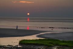 20110618 - Breakwater Beach Sunset