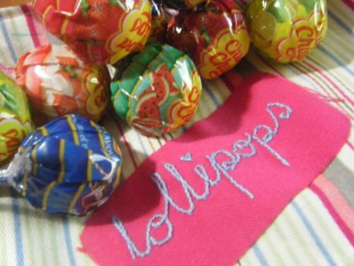 Lollipops ;)