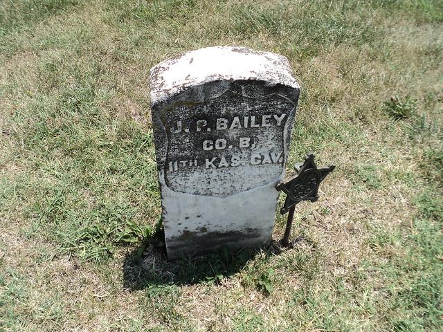 Header of p. bailey