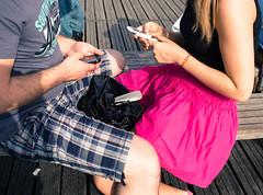 Texting ...