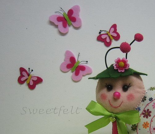 ♥♥♥ Olá!!! by sweetfelt \ ideias em feltro
