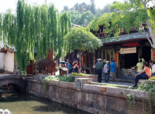Lijiang Water Channel