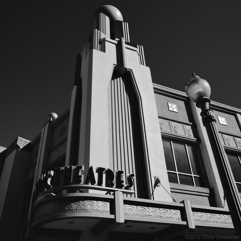 Pacific Theatres - Culver City - Mamiya 6 - 50mm F/4 - TMAX 100@400