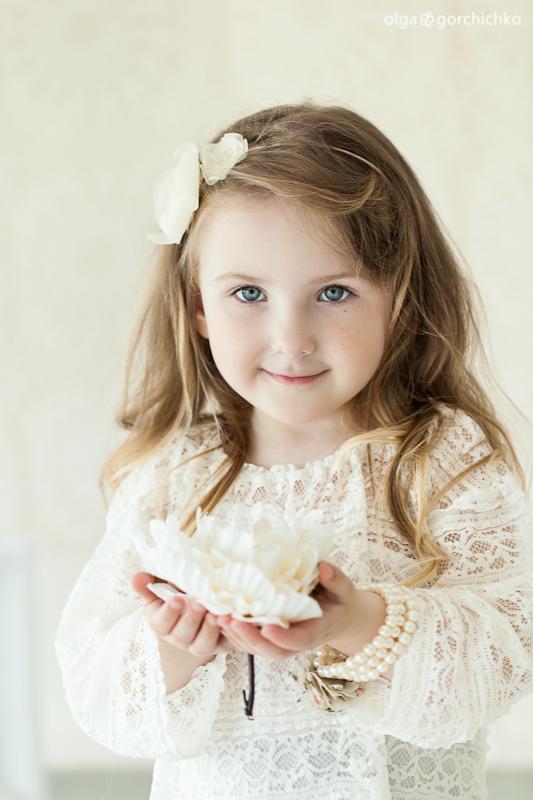 Вероника. Фотопроект Flower dream