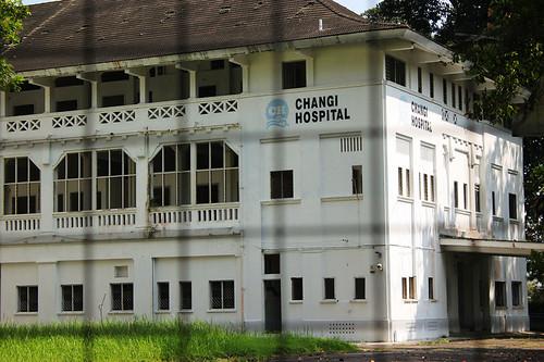 Old Changi Hospital, Singapore