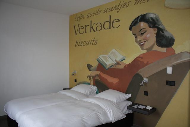 Zaandam hotel room