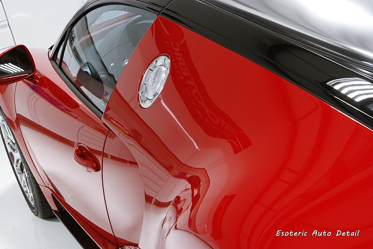 Bugatti Veyron Grand Sport By Esoteric Auto Detail Ask