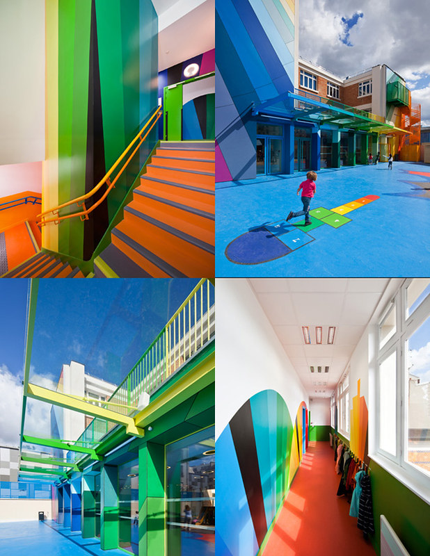 COLORFUL ARCHITECTURE