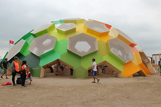 Plywood Dome