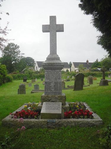 War Memorial  in Temple Grafton
