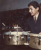 Pete Escovedo on timbales