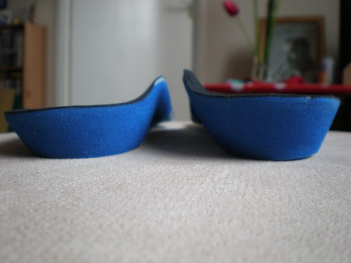 Orthotic Insoles End View