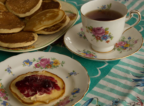 Pikelets, on Flickr