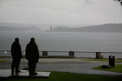 View of Oslo from Bygdøy
