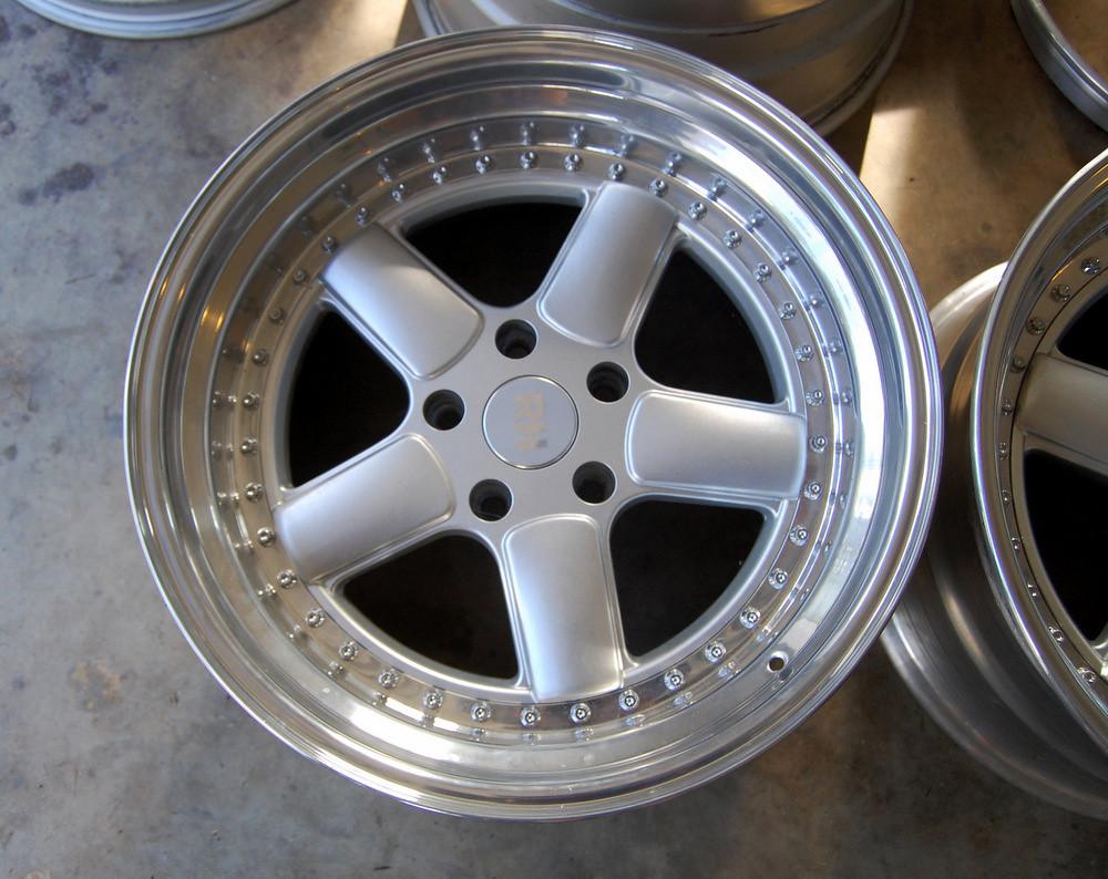 38 Hole 18 Quot Rh Artec Wheel Lips And Barrels