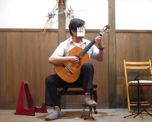 スズムシさんのソロ 2012年7月14日 by Poran111