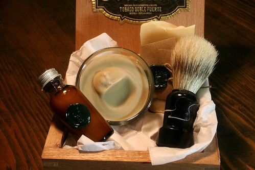 Eco Friendly Shaving Set