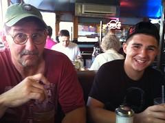 Papa and Isaiah
