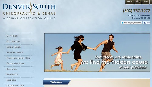 Chiropractor in Denver, CO - Denver South Chiropractic