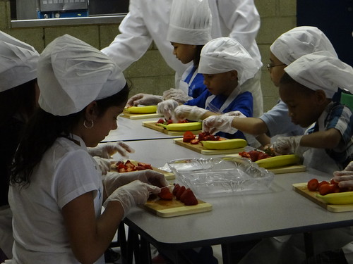 Coqui the Chef Nutrition Workshop Building Healthy Habits