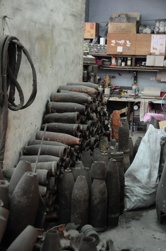 金合利鋼刀工廠