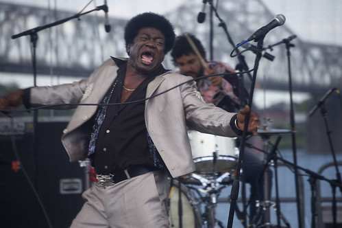 Charles Bradley + the Extraordinaires