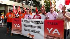 Manifestación 19 julio 2012. Santa Cruz de Tenerife 12