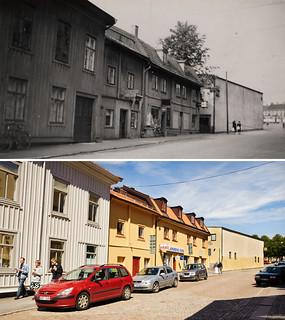 Gothenburg, Majorna 1941 / 2012