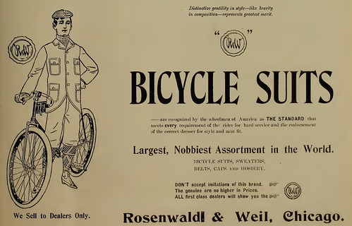 """Bicycle Suits"" (1896)"