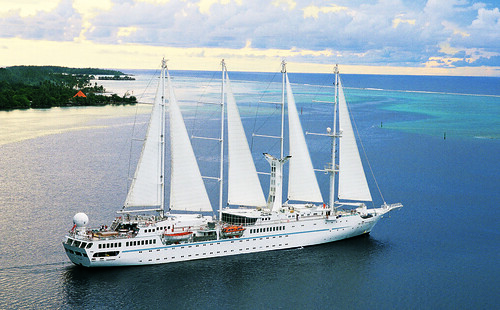 Windstar Cruises - Wind Star - Wind Spirit