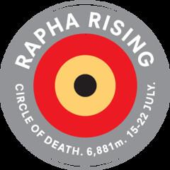 Strava - Rapha Rising Challenge